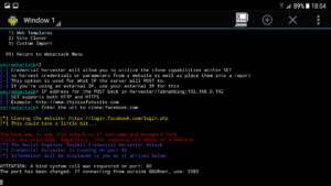 how to install setoolkit in termux