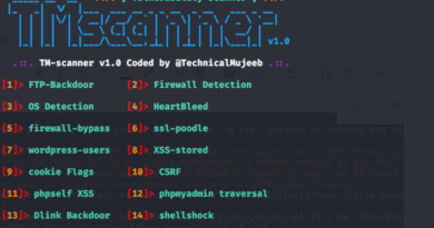 tm-scanner