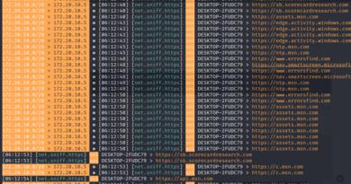 ARP poisoing attack create custom spoofing script