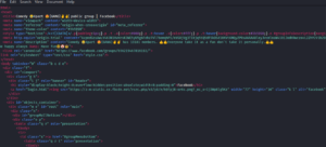 how to edit html file
