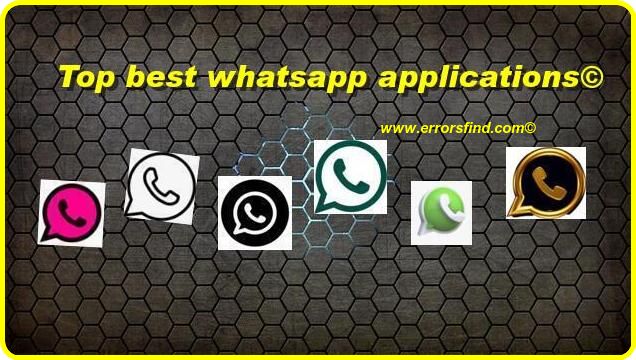 whats app mod applications download