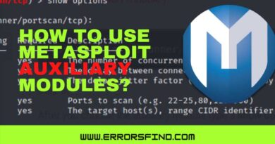 how to auxiliary modules in metasploit