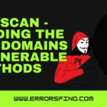 RPCSCAN - Finding the subdomains vulnerable methods